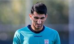 زنوزی: از بیرانوند شکایت کردیم/ زورمان به فدراسیون فوتبال نمیرسد