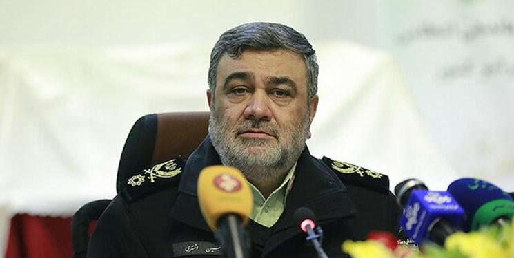 فرمانده ناجا: برگزاری مراسم اربعین حسینی منوط به تصمیم ستاد مرکزی است