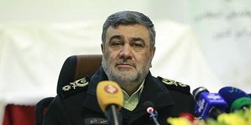 فرمانده ناجا: برگزاری مراسم اربعین حسینی (ع) منوط به تصمیم ستاد مرکزی  است