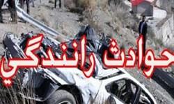 1 کشته و 11 زخمی در تصادف محور کرمانشاه_ هلشی