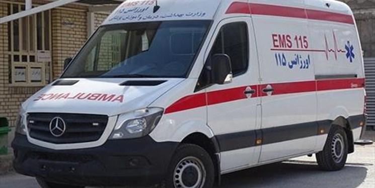 اختصاص یک دستگاه آمبولانس مدل ۳۱۵ به اورژانس تویسرکان