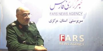 توزیع 300 هزار ماسک توسط قرارگاه شفاء سپاه استان مرکزی