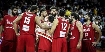 بسکتبال انتخابی کاپ آسیا  رونمایی از تیمملی در سال 2020 با دیدار مقابل سوریه