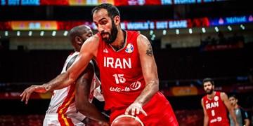 لیگ بسکتبال چین  شکست نانجینگ در حضور ایرانیها/ حدادی بهترین ریباندر شد