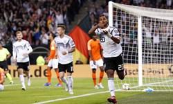 ترکیب آلمان و آرژانتین از دید کیکر