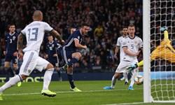 مقدماتی یورو 2020|پیروزی اسکاتلند مقابل قبرس