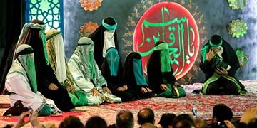 عزاداری اباعبدالله الحسین(ع) در مریانج