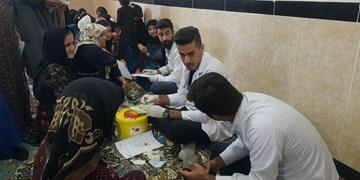اعزام ۱۲ گروه پزشکی خادمیاران رضوی به مناطق محروم خراسانجنوبی
