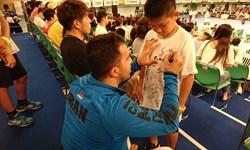 مسابقات لیگ جهانی کاراته وان ژاپن به روایت تصویر
