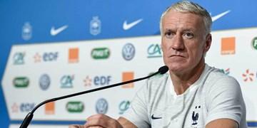 دشان: فرانسه نشان داد شخصیت قهرمانیاش را حفظ کرده/پوگبا یکی از رهبران تیم است