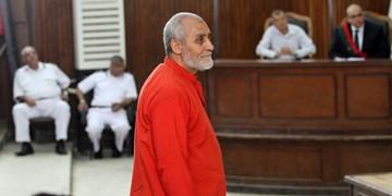 دیوان عالی مصر حکم حبس ابد مرشد اخوان المسلین را تأیید کرد