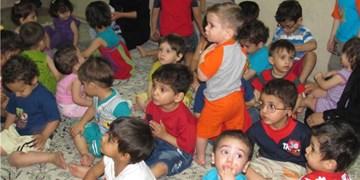حمایت از ۱۳۰ کودک معلول در مهدهای کودک/توزیع ۹۶۰۰ غذای گرم در حاشیه مهدها