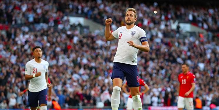 کین: بازی با دانمارک تجربه خوبی پیش از یورو بود/10 نفره شدن روی عملکردمان تاثیر گذاشت