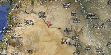 حمله جنگندههای ناشناس به شهر «بوکمال» در سوریه