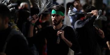 آئین عزاداری تاسوعای حسینی در سنندج