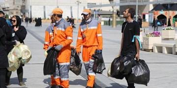 جوانان مشهدی در تاسوعا و عاشورا پاکبان شهر میشوند