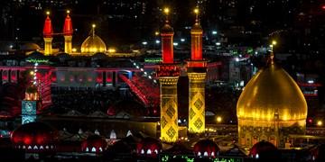 توسعه حرم مطهر امام حسین(ع) و حضرت عباس (ع)/ 100 هزار آذربایجانی در راه کربلا