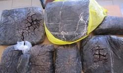 کشف 724 کیلوگرم انواع مواد مخدر در کردستان