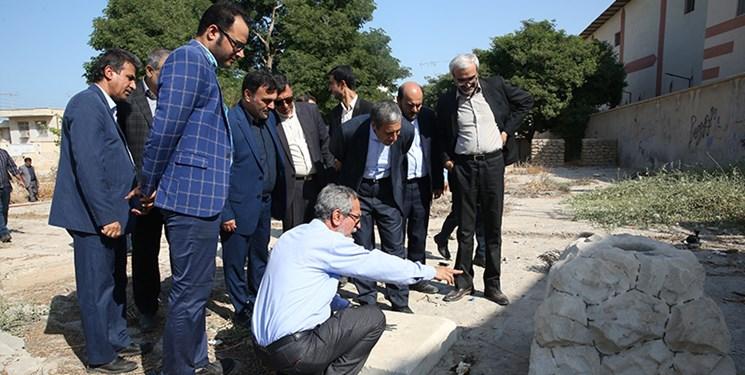 بناها و محوطههای تاریخی بوشهر ساماندهی میشود