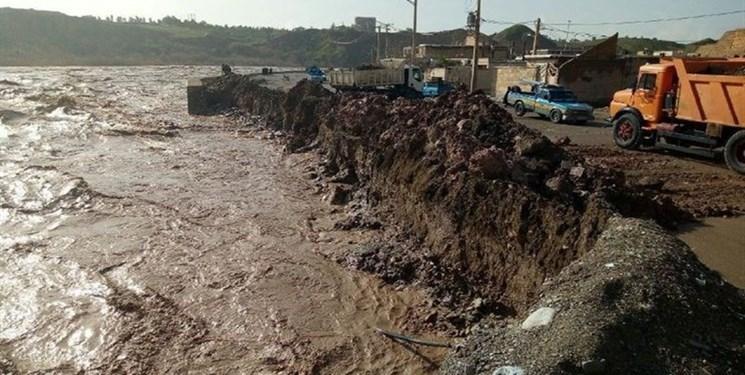 ساکنان شهرستان پلدختر و 9 روستای در معرض خطر سیل تخلیه شدند