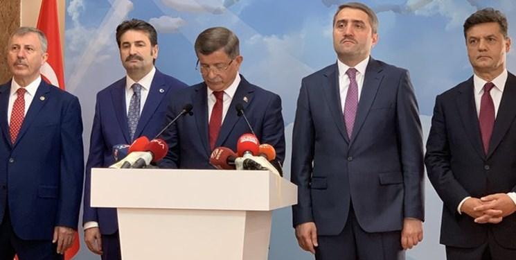 داوود اغلو از حزب عدالت و توسعه ترکیه استعفا کرد