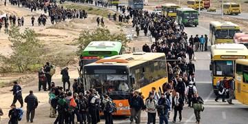 آمادگی ناوگان عمومی برای انتقال زائران اربعین