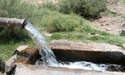 ۲۹۹ چاه غیرمجاز در همدان مسدود شد