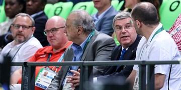 توضیحات رئیس کمیته بینالمللی المپیک درباره علاقه آلمان برای میزبانی المپیک