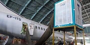 جزئیات آتش گرفتن بنزین در موتور هواپیمای دزفول/ استارت مجدد موجب احتراق شد