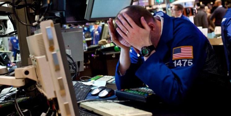 توقف رشد بورس آمریکا از ترس کرونا