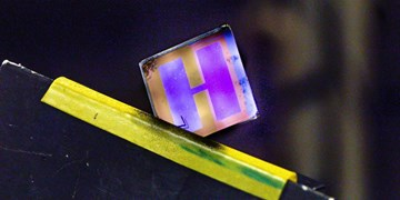 تجاریسازی  سلولهای خورشیدی توسط جهاد د انشگاهی
