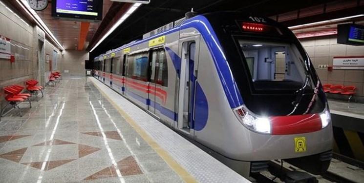 پروژه مترو ورامین-پیشوا تا تیرماه ۹۹ به بهرهبرداری میرسد