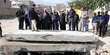 بازدید نماینده ولی فقیه از منطقه محروم «اسلامشهر»