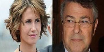پسرعموی همسر «بشار اسد» در لبنان ربوده شد