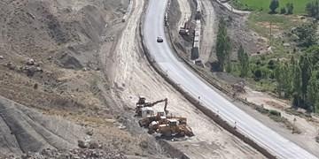 معطلی پروژهای سمنان در نبود اعتبار/ جاده سمنان- فیروزکوه به قتلگاه مردم تبدیل شده است