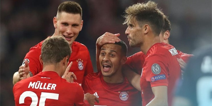 تیم منتخب هفته سوم لیگ قهرمانان اروپا+عکس