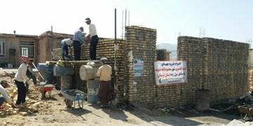 افتتاح طرحهای ملی نوسازی و بازسازی مناطق سیلزده با حضور روحانی