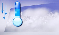 کاهش دما در اردبیل/ ورود سامانه جدید به استان از روز شنبه