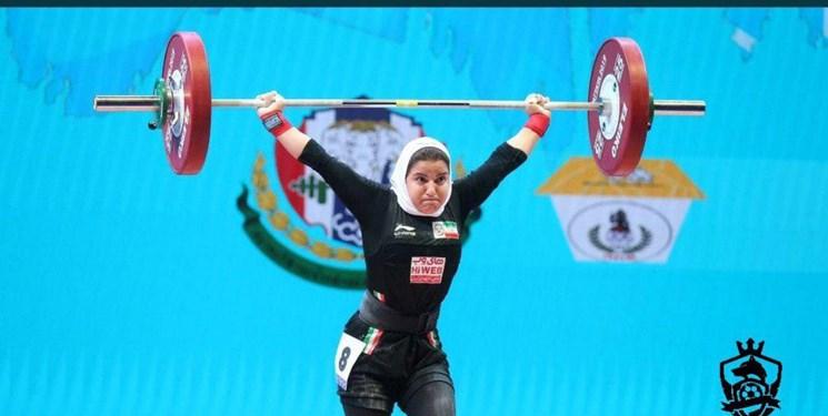 مسابقات وزنهبرداری قهرمانی آسیا| عدم موفقیت بسامی در تاشکند+فیلم