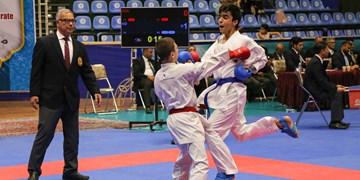 پانزدهمین دوره مسابقات بین المللی جایزه بزرگ کاراته جام وحدت و دوستی - ارومیه