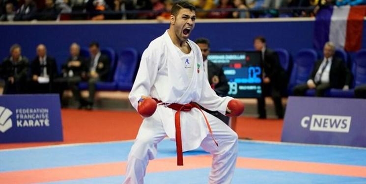 رنکینگ المپیکی کاراته| پورشیب در رده دوم ایستاد، علیپور و بهمنیار صعود کردند