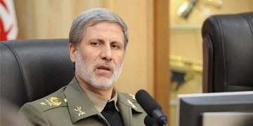 دیدار وزیر دفاع و نایب رئیس مجلس