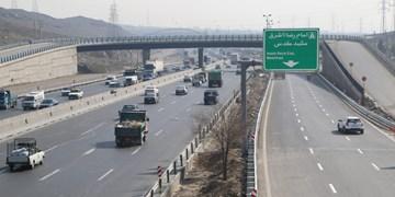 محدودیت هراز لغو شد/ ترافیک پرحجم در محورهای شرقی تهران