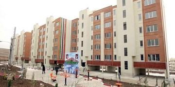 افتتاح ۱۳۳۴ واحد مسکونی ساخته شده توسط سپاه در مناطق محروم