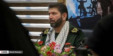 پیام تبریک فرمانده سپاه استان تهران به مناسبت روز خبرنگار