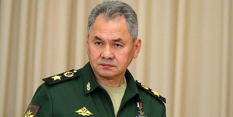 وزیر دفاع روسیه: همراه ایران در حال مبارزه با تروریسم بینالمللی در سوریه هستیم
