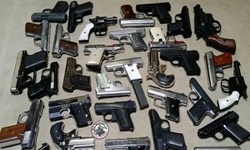 کشف 126 قبضه سلاح مخصوص شورشهای خیابانی در اصفهان