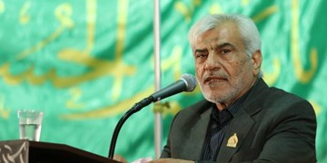 خاکسپاری پیکر پیرغلام حسینی در حرم امام راحل (ره)