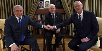 نتانیاهو و گانتز برای نخستین بار پس از انتخابات دیدار کردند