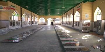 «ورجوی» شهیدپرورترین روستای ایران/ اینجا قلب تپنده شهادت است + فیلم و عکس